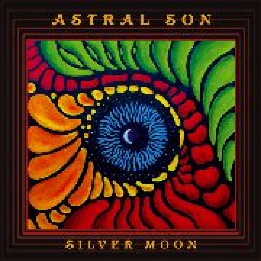 ASTRAL SON - silver moon CD