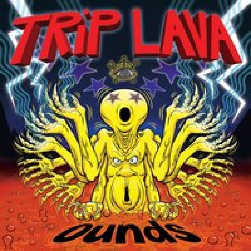 TRIP LAVA - ounds CD