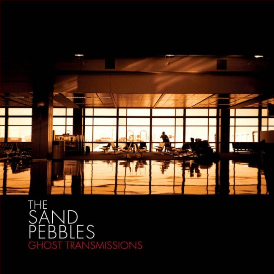 SAND PEBBLES - ghost transmissions LP