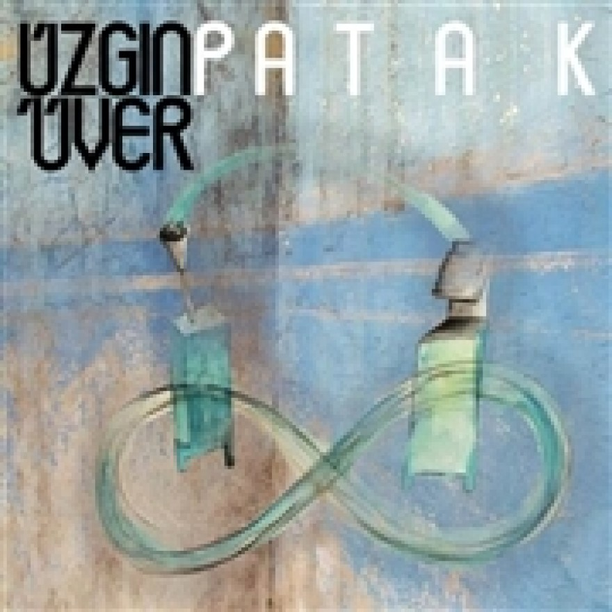 ÜZGIN ÜVER - patak CD