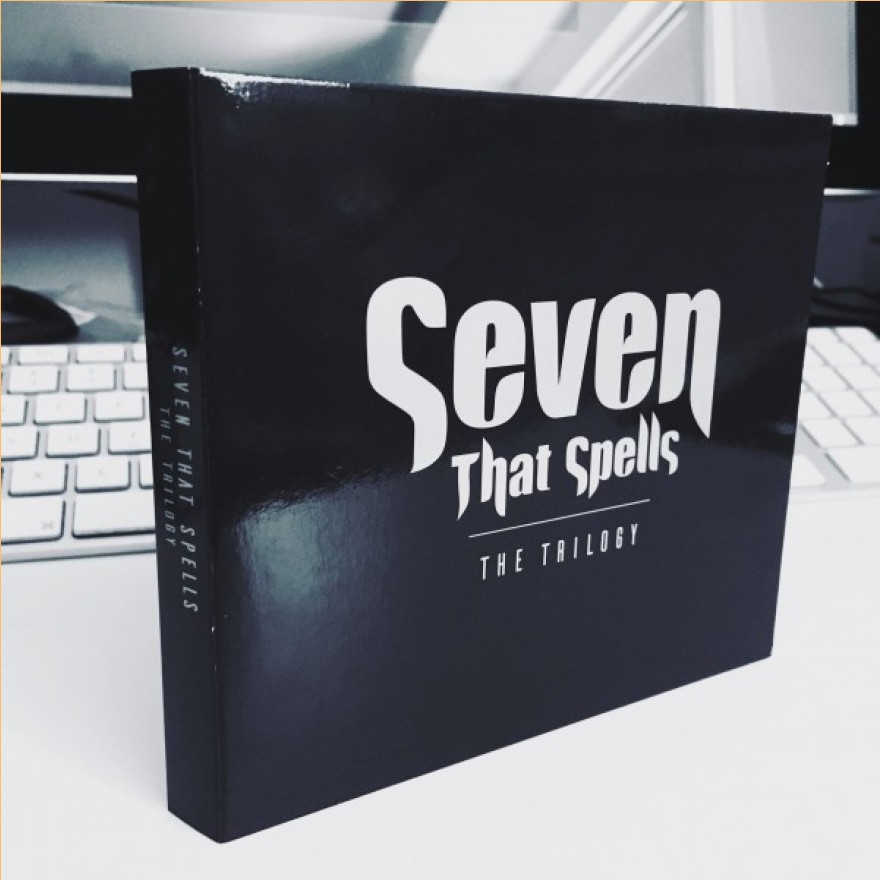 SEVEN THAT SPELLS - the trilogy 3-CD