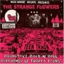 THE STRANGE FLOWERS - music for astronauts CD