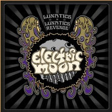 ELECTRIC MOON - lunatics & lunatics revenge 2-LP grün
