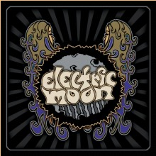 ELECTRIC MOON - aufkleber 2018