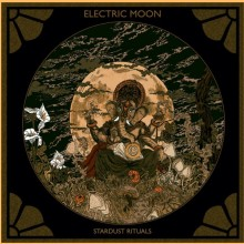ELECTRIC MOON - stardust rituals LP orange