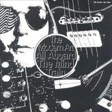 THE MODERN ART ‎– all aboard the mind train CD