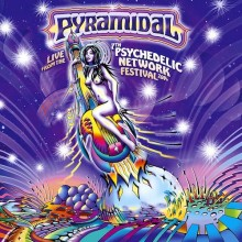 PYRAMIDAL - live from the 7th psychedelic network festival 2014 CD