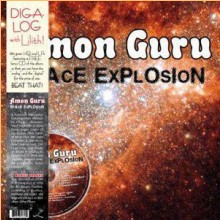 AMON GURU - space explosion LP+CD