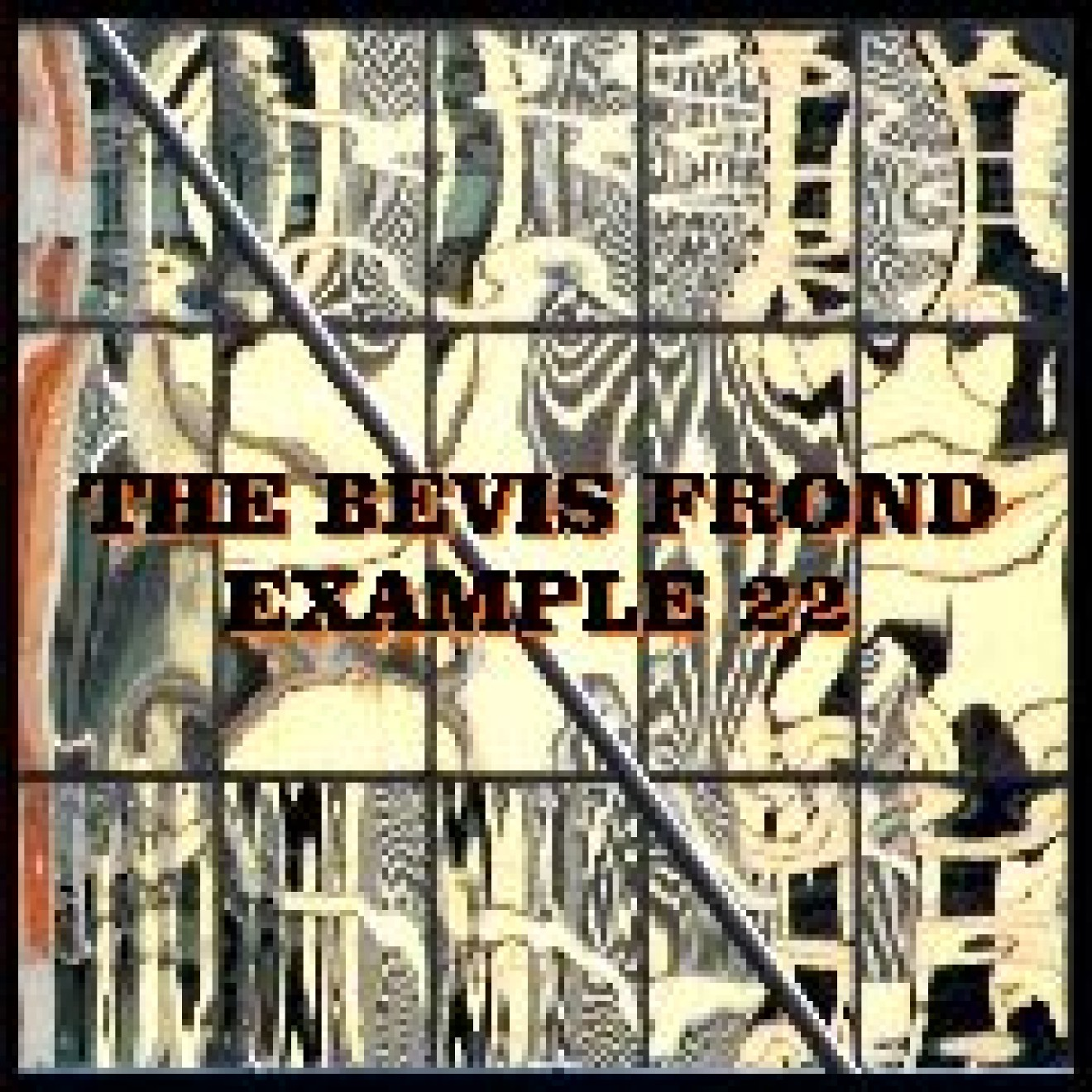 THE BEVIS FROND - example 22  2-LP