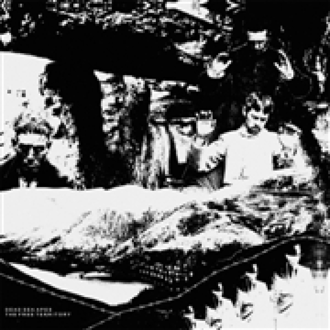 DEAD SEA APES - the free territory 2-LP colour