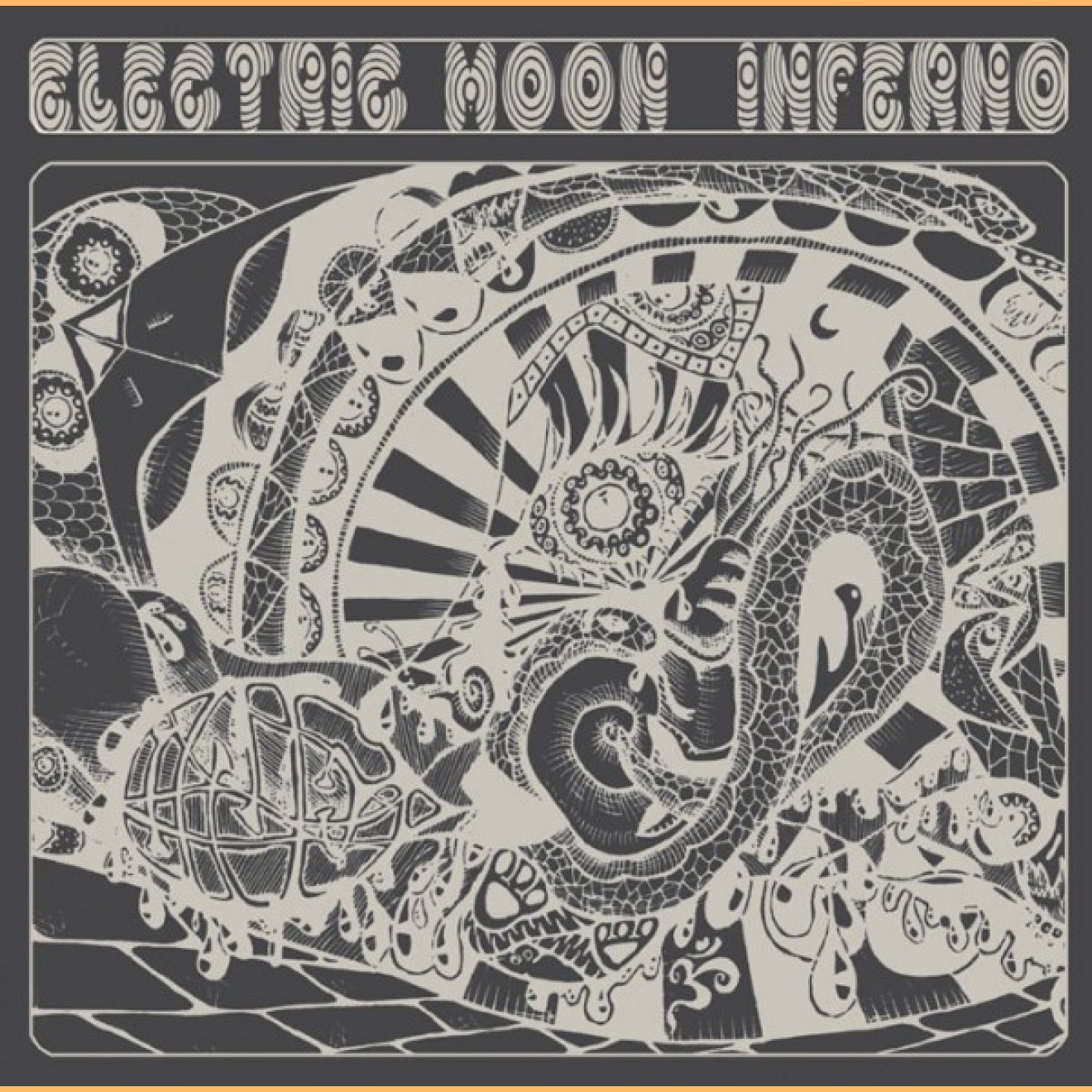 ELECTRIC MOON - inferno CD