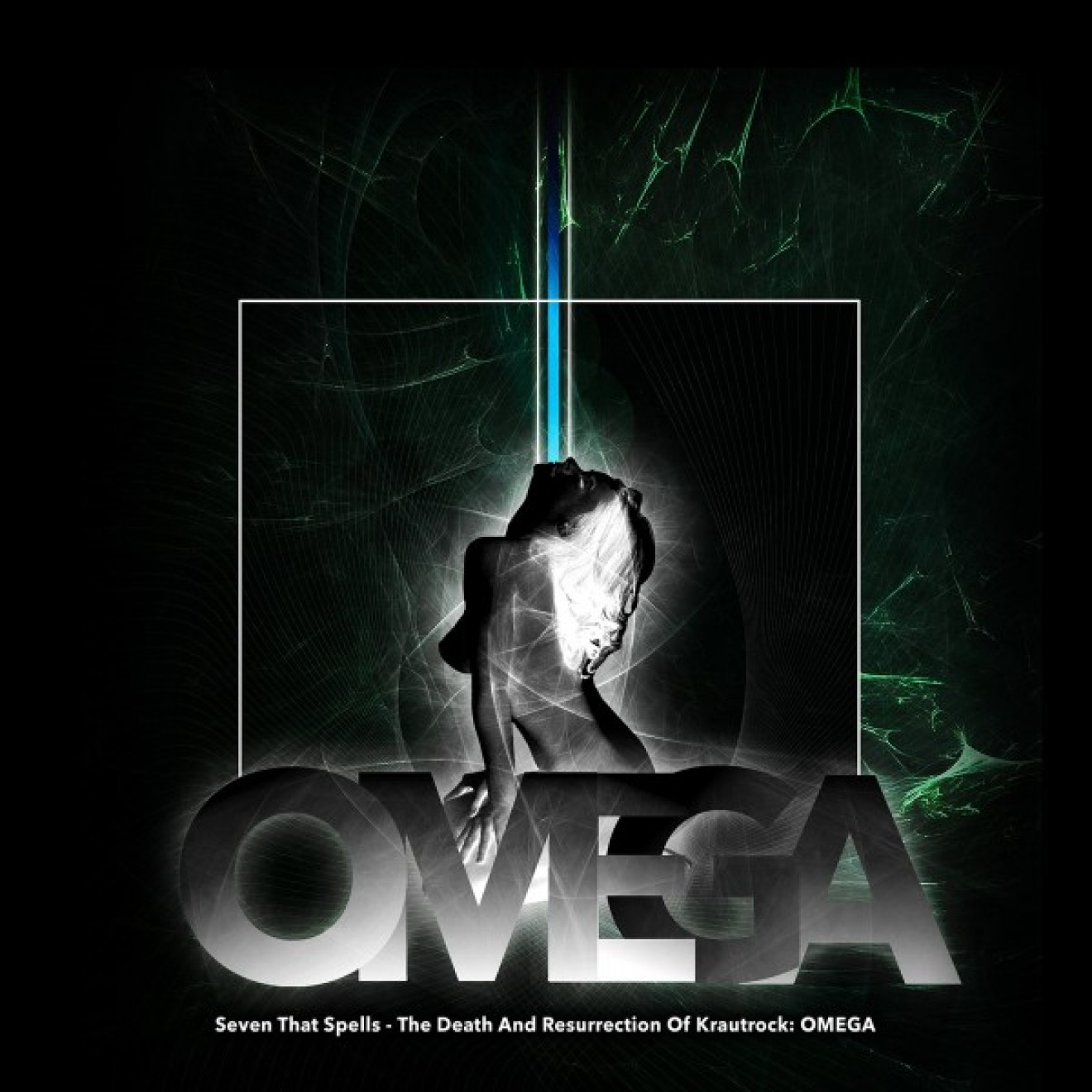 SEVEN THAT SPELLS - the death and resurrection of krautrock: omega CD