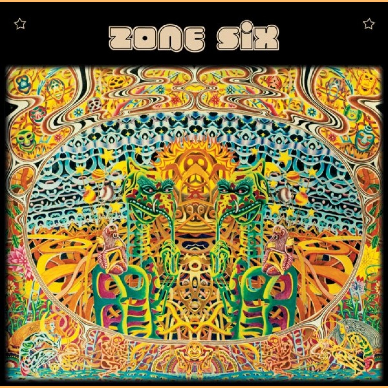 ZONE SIX - s/t CD