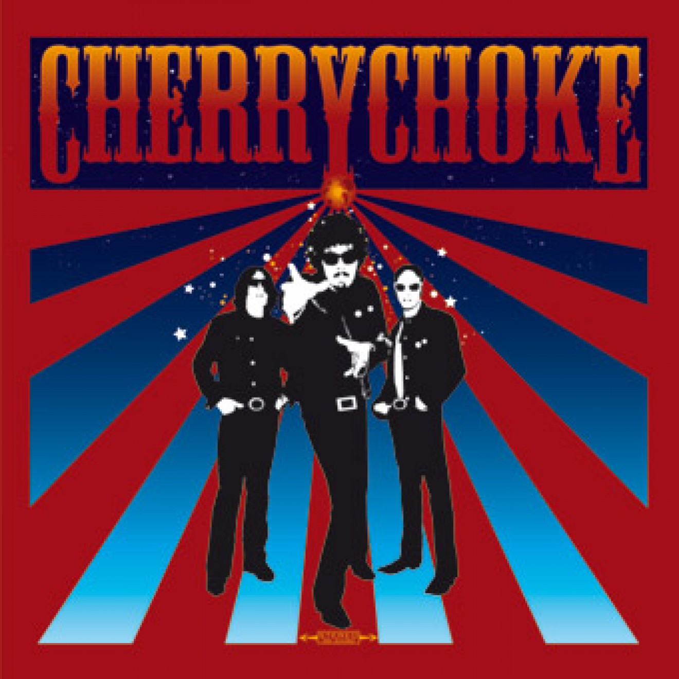 CHERRY CHOKE - s/t CD
