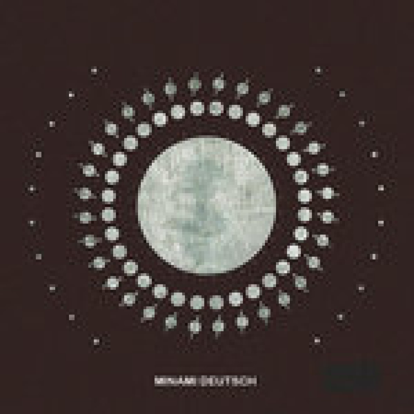 MINAMI DEUTSCH - s/t LP re-issue