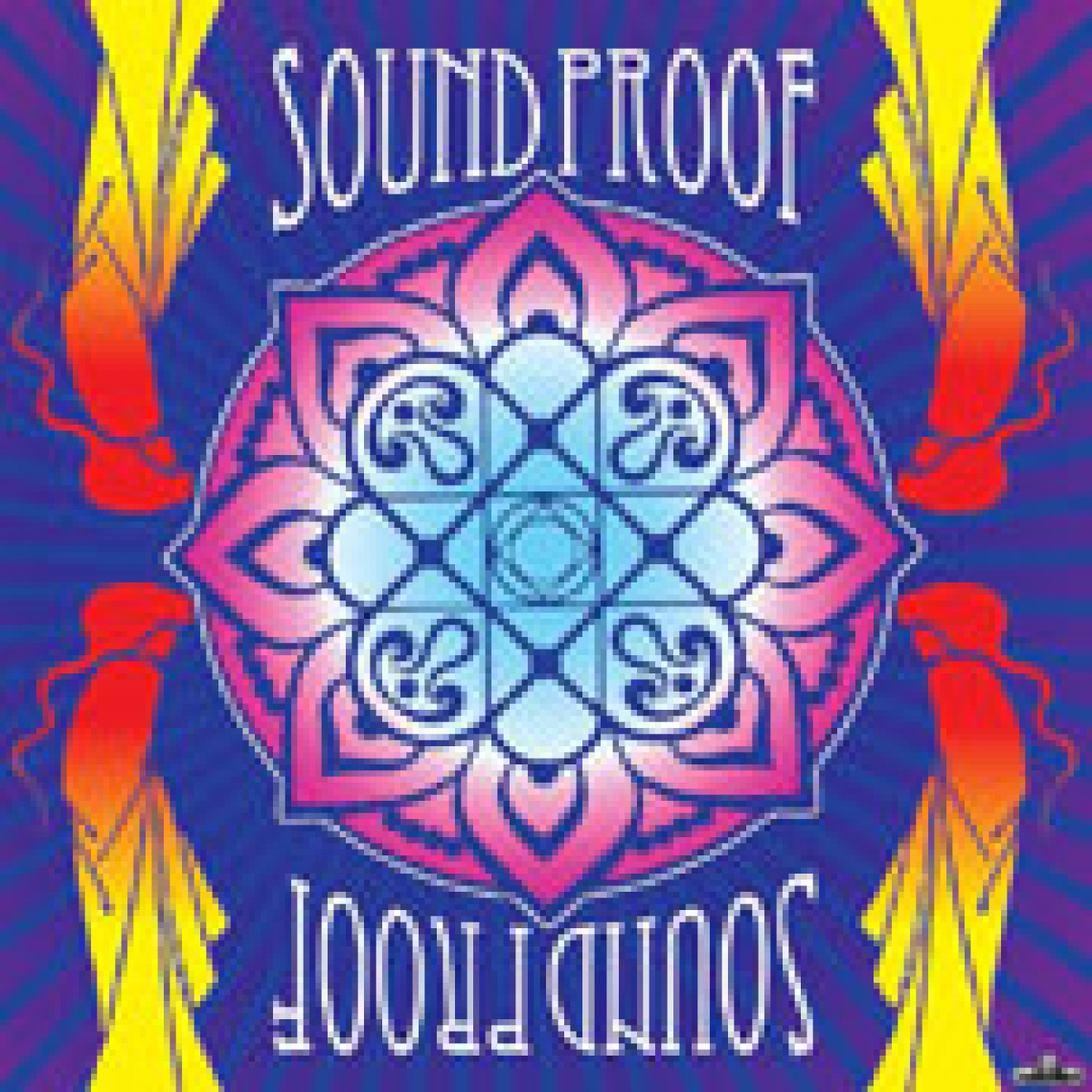 SOUND PROOF - s/t CD