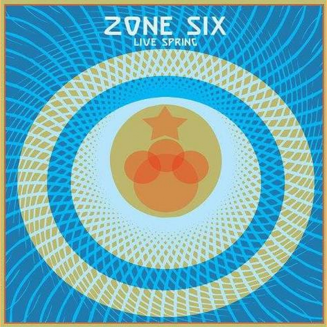 ZONE SIX - live spring LP